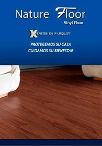 Catálogo pdf Nature Floor vinílico vinilo